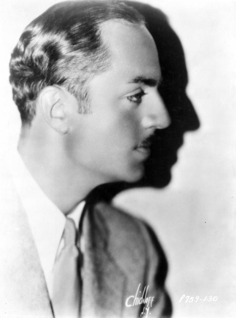 A Portrait Of William Powell Photo Print