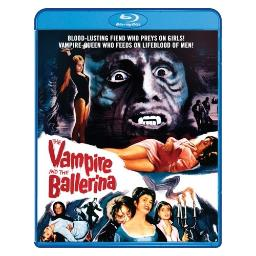 Vampire and the ballerina  (blu-ray) BRSF18734