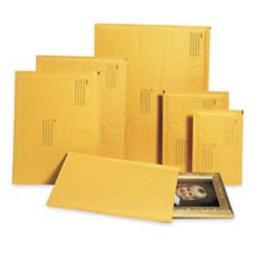 Alliance Rubber ALL10800 Envelopes- No. 000- Bubble Cushioned- 4in.x8in.