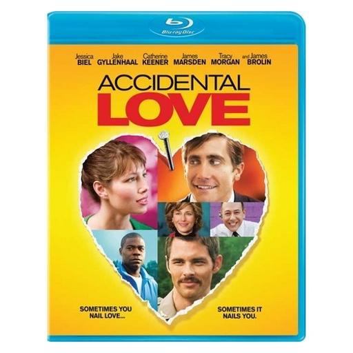 Accidental love (blu ray) nla KCADBYCZTBM70LUR
