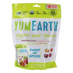 YumEarth - Organic Sour Beans Assorted Flavors