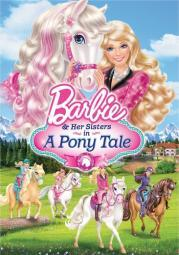 Barbie & her sisters in a pony tale (dvd) D63124837D