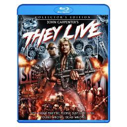 They live-collectors edition (blu ray) BRSF13658