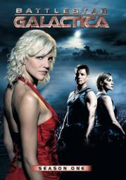 Battlestar galactica season 1 (dvd/5 disc/2004) D27928D