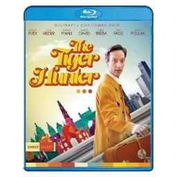 Tiger hunter (blu ray/dvd combo) (2discs/ws) BRSF18066