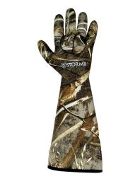 Stormr Gloves Mens Stealth Gauntlet Neoprene RGC30G RGC30G