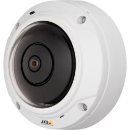 Axis communication inc 0556-001 m3027-pve network camera