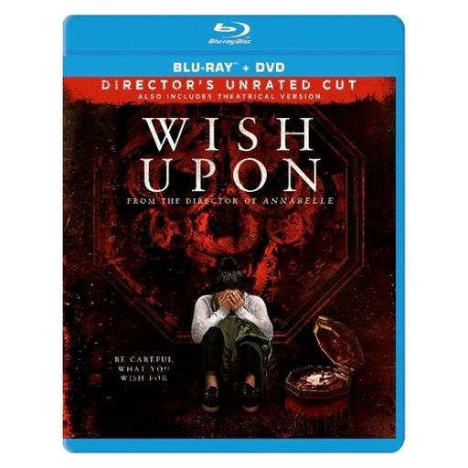 Wish upon (blu ray/dvd combo) (2discs/ws/2.40) EN0UH0YSTVJN9W7A