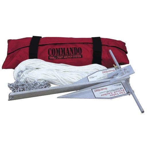 Fortress Commando Small Craft Anchoring System G-5 Anchor