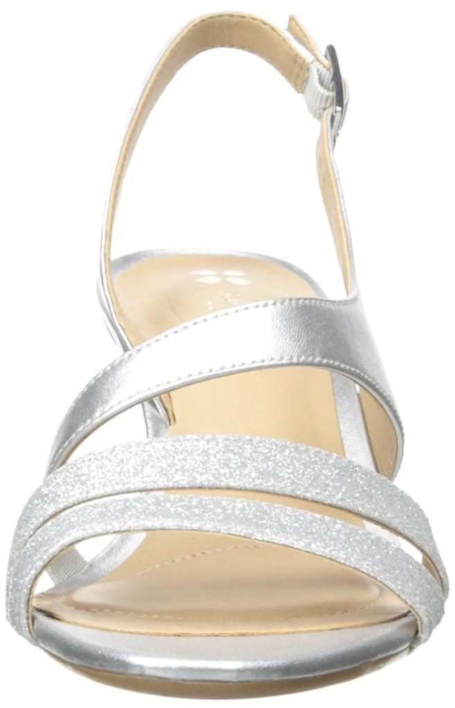 2bb8430abf63 Naturalizer Naturalizer Womens Tami Open Toe Casual Slingback Sandals