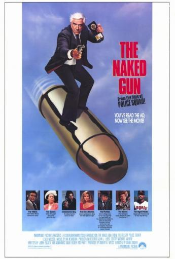 The Naked Gun: From the Files of Police Squad Movie Poster Print (27 x 40) S0P5FC8AFFCR9YZU