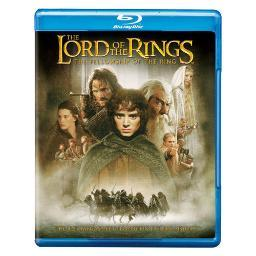Lord of the rings-fellowship of the ring (blu-ray) BRN154266