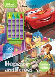 Parragon-Pixar Hopes And Heroes PAR-21490
