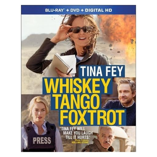 Whiskey tango foxtrot (blu ray/dvd w/digital hd combo) BVT1ZUGVOZAE7XDL