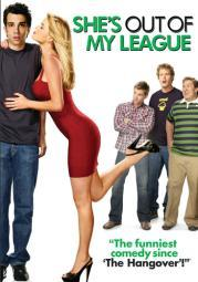 Shes out of my league (dvd) (5.1 dol dig/ws/eng sdh/re-release) D59160054D