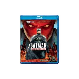BATMAN-UNDER THE RED HOOD (BLU-RAY) 883929099597