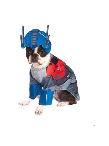 Transformers Pet Deluxe Optimus Prime Costume