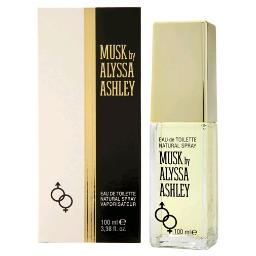 Musk by Alyssa Ashley, 3.3 oz EDT Spray for Women