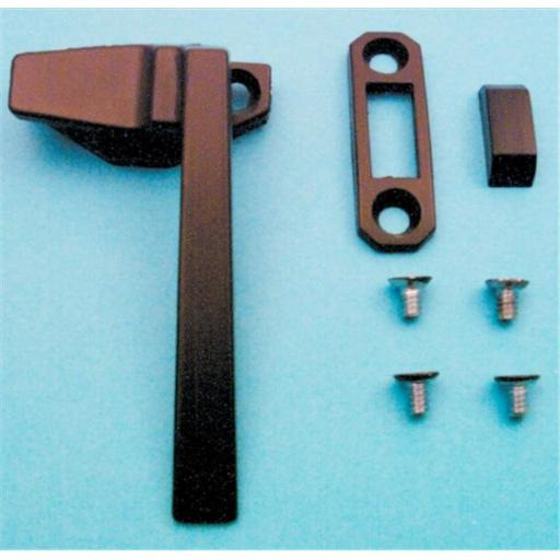 Prime Line Products Bronze Right Hand Window Locking Handles H3599