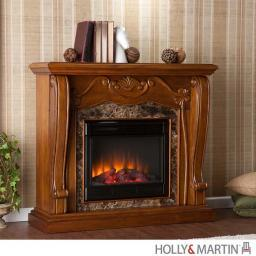 SEI Taylor Electric Fireplace