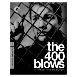 400 blows (blu ray) (ws/2.35:1/b&w/french w/eng sub) BRCC2735