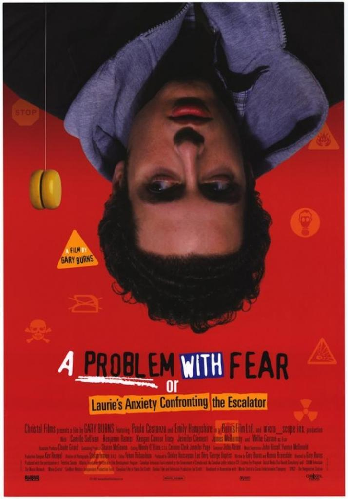 A Problem with Fear Movie Poster Print (27 x 40)