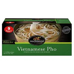 Snapdragon Vietnamese Pho Bowls, 9 - 2.1 Oz packages