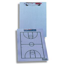 Goal Sporting Goods SBC100-BK Sportboard Clipboard Basketball