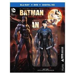 Batman-bad blood (blu-ray/ultraviolet/2 disc/deluxe edition) BR580302