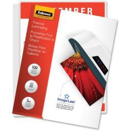 Fellowes, inc. 52040 laminating pouches preserve, protect, and enhance important documents. premium q