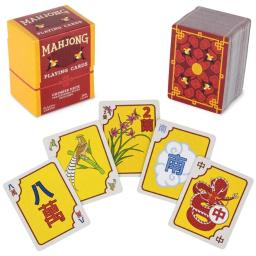 Brybelly GCAR-501 Chinese Mahjong Playing Cards