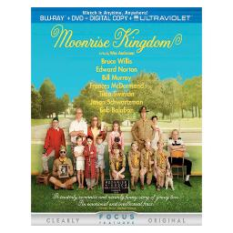 Moonrise kingdom blu ray/dvd w/digital copy (2discs/eng sdh/sp/fr/ws/1.85:1 BR62123585