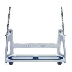 Edson one-step boarding step w/ line
