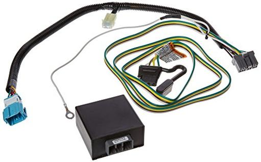 Trailer Wiring Connector Kit T-One T-One Connector Assembly With Upgraded Circuit Protected Modulite Hd Module