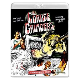 Corpse grinders (blu ray) (dts-hd) BRVS192