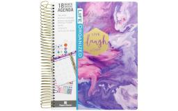 Pphpl 19 paper house life org planner 18 month marbleous