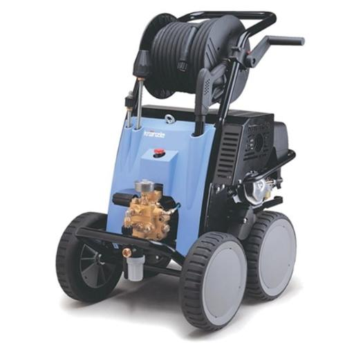 Kranzle 97411931 B270T 3500 PSI, 4.2 GPM, 13 HP Gear-Drive Honda Gas Pressure Washer
