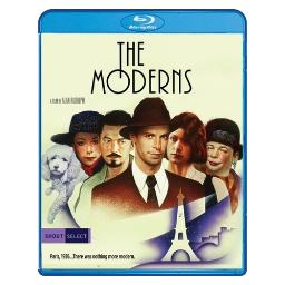 Moderns collectors edition (blu ray) (ws/1.78:1) BRSF17952