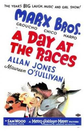 Day At the Races a Movie Poster (11 x 17)