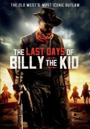 Last days of billy the kid (dvd) (ws)