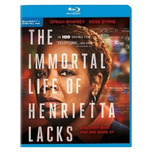 Immortal life of henrietta lacks (blu-ray/digital hd) G3TNM32ZWXBBDVPR
