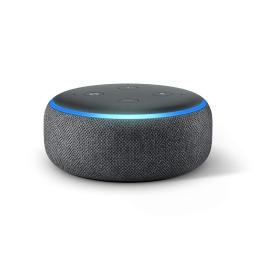 Amazon Echo Dot 3rd Gen Alexa Smart Assistant with Voice Control - Black