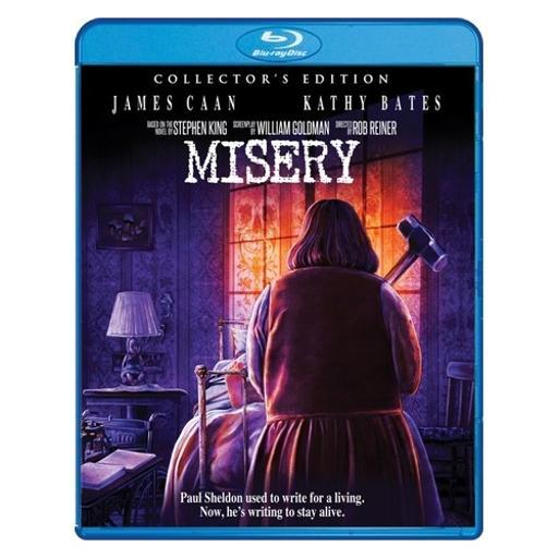 Misery (blu ray) (collectors edition/ws/1.85:1) NZSQBZNKRSKOBTQI