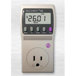P3 Kill A Watt pm003 EZ Electricity Usage Monitor