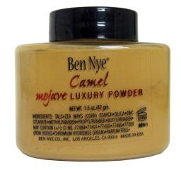 Ben Nye Luxury Powder, Camel 1.5oz Shaker Bottle