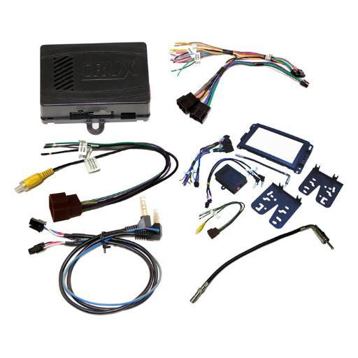 Crux Dkgm-49 Crux Radio Replacement W/Swc Retention For Gm Lan 29 Bit Vehicles (Dash Kit Included)