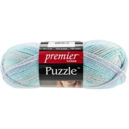 Puzzle Yarn Acrostic