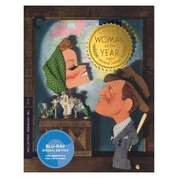 Woman of the year (blu ray) (ws/b&w/1.33:1) BRCC2750