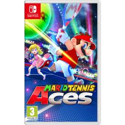 Mario Tennis Aces - Nintendo Switch Import Region Free