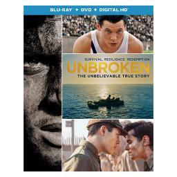Unbroken  (blu ray/dvd w/digital hd) BR61131444